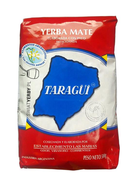 Taragui elaborada przod