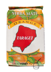 Taragui orange przod