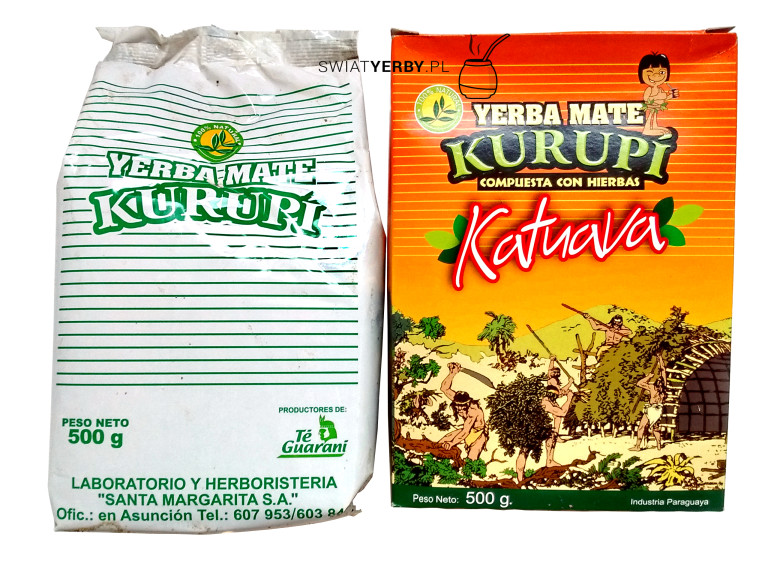 Kurupi Katuava opakowanie środek