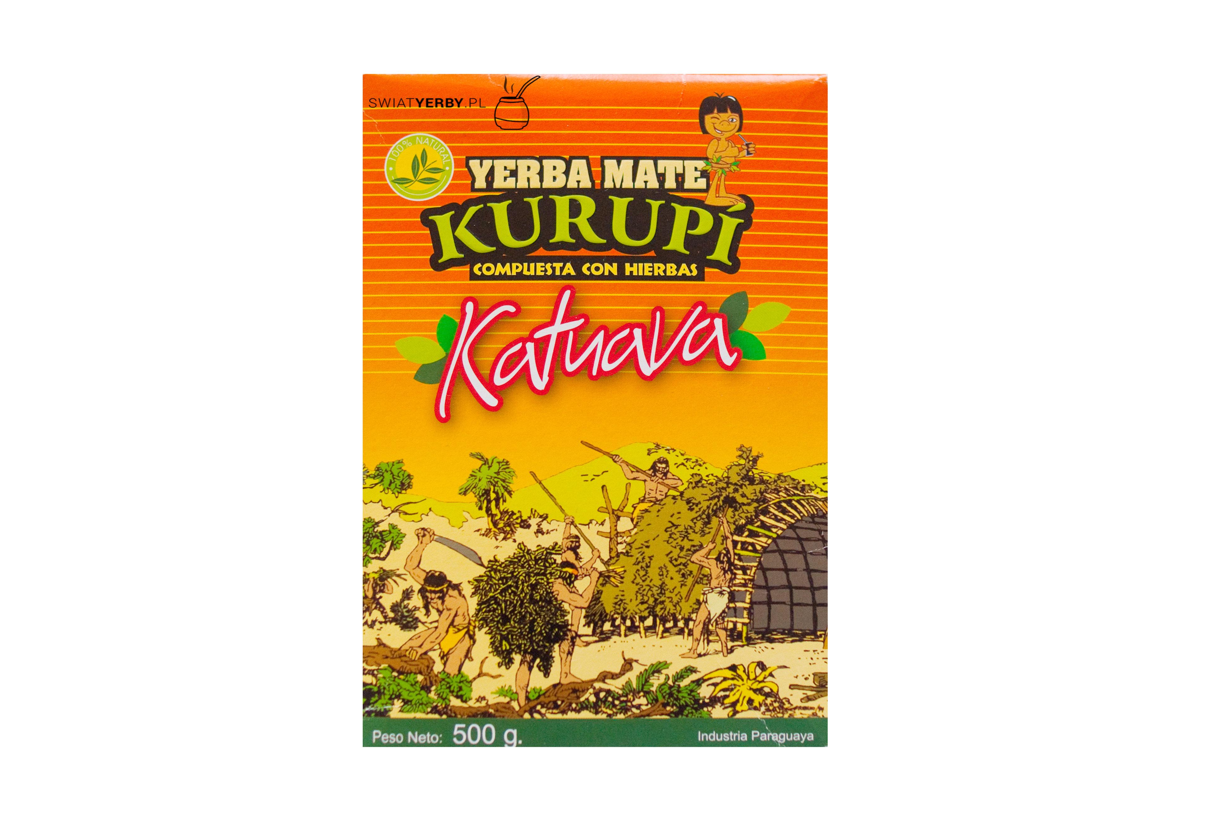 Kurupi Katuava opakowanie