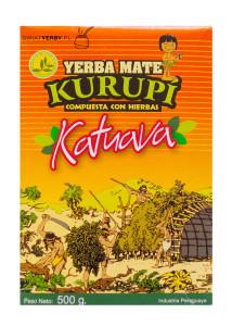Kurupi Katuava przód opakowania