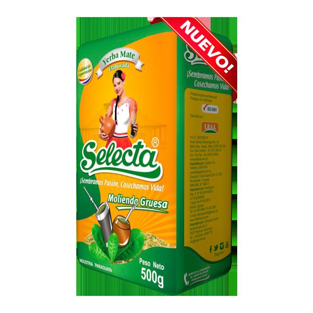 Nowosci ipromocje Selecta molienda-gruesa