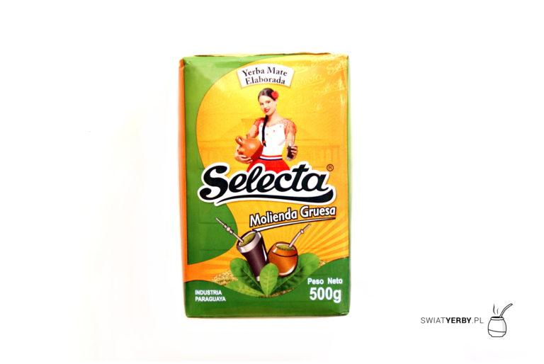 Selecta Molienda Gruesa opakowanie