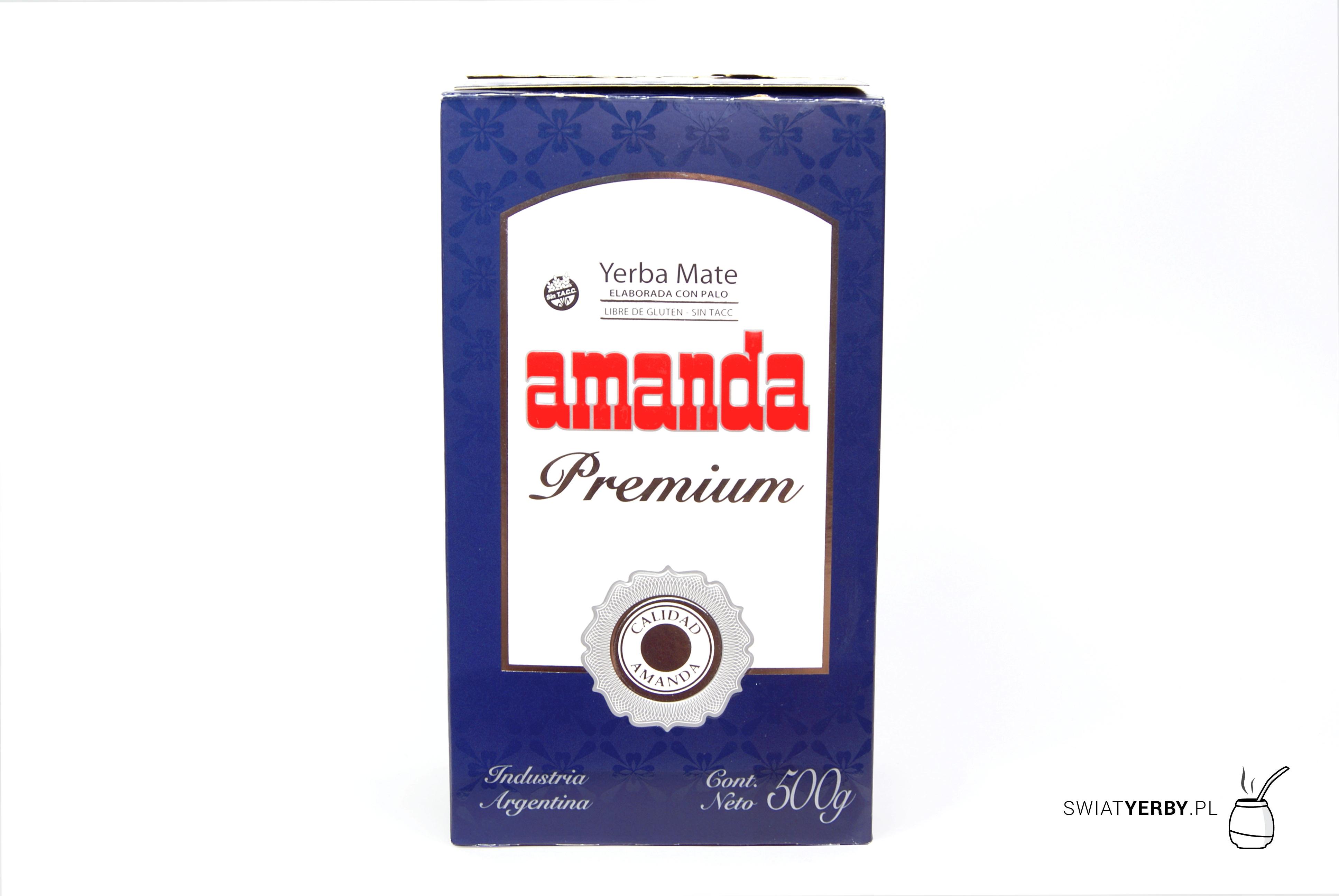 Amanda Premium (Elaborada)