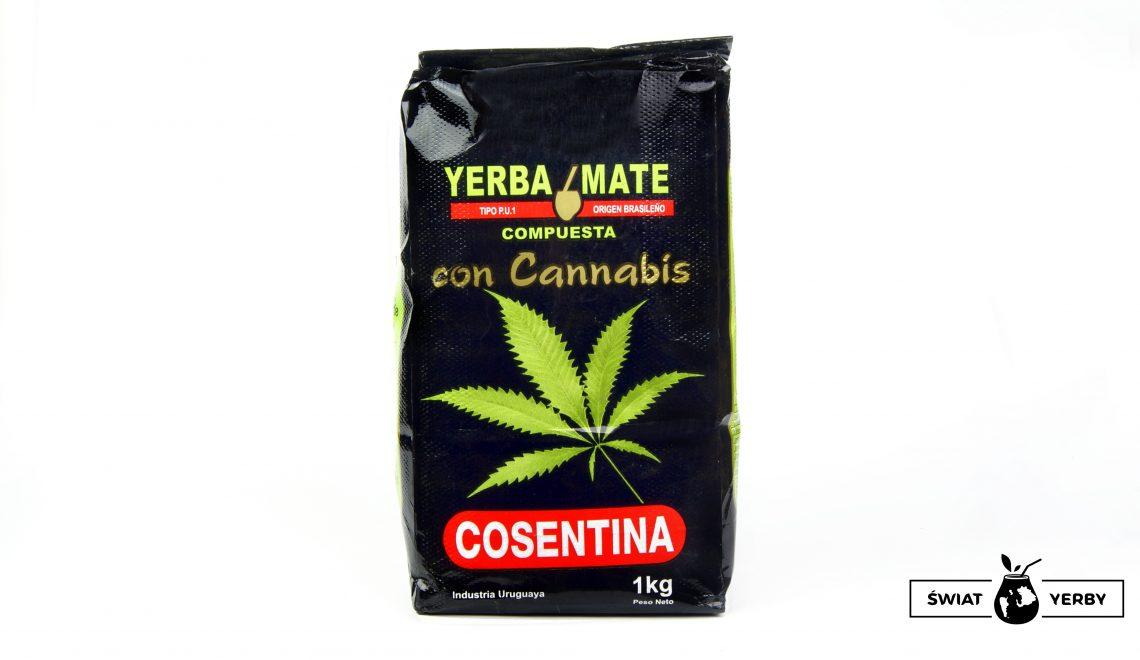 Cosentina con Cannabis stare opakowanie