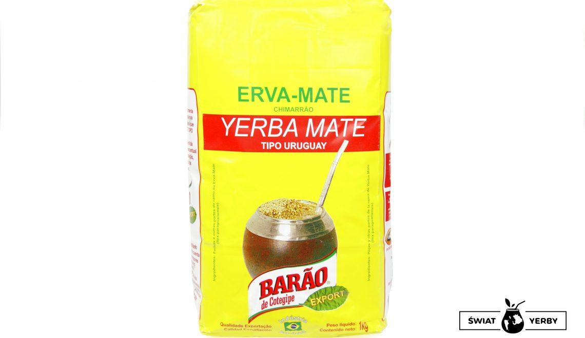 Yerba Mate Barao Export Tipo Uruguay