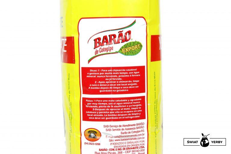 Barao export uruguay napisy napaczce