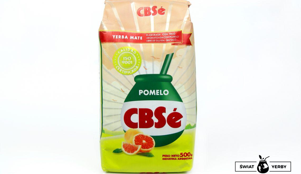 Yerba mate CBSe Pomelo (grejpfrut)