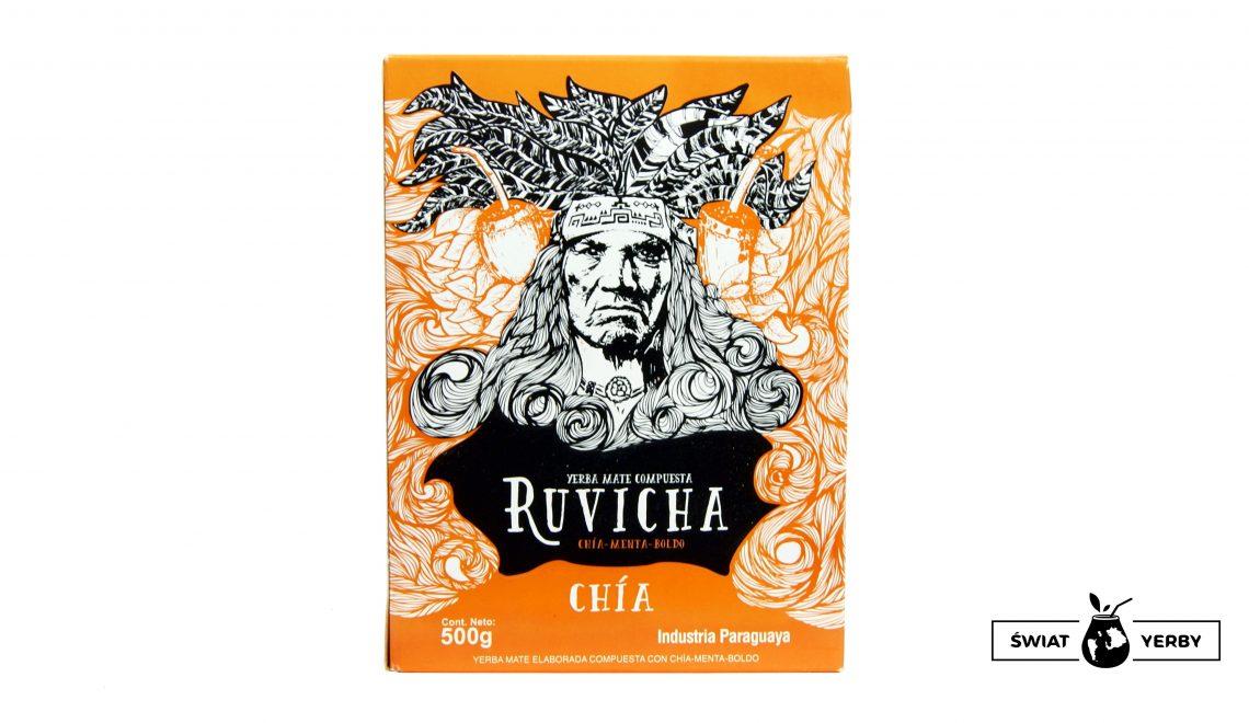 Yerba Mate Ruvicha Chia