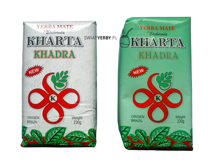 Kharta Khadra elaborada
