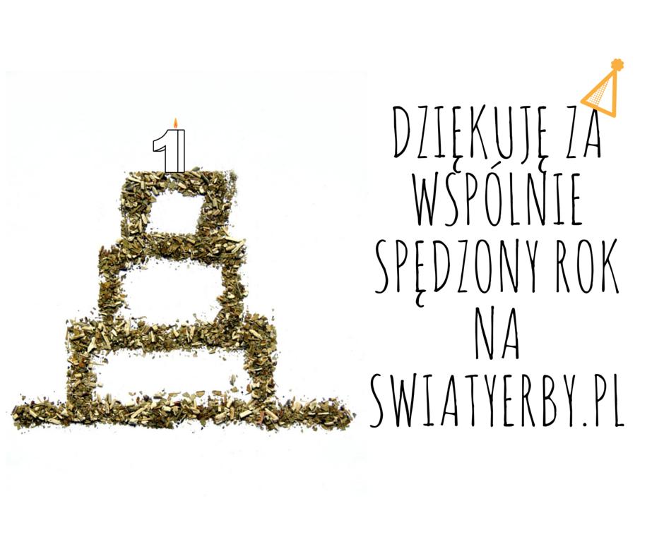 Urodziny swiatyerby.pl