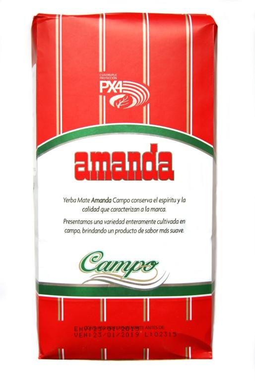 Amanda Campo opakowanie tył