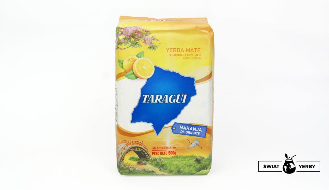 Taragui Naranja de Oriente