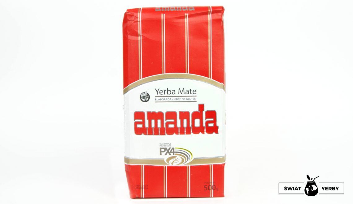 Yerba Mate Amanda Elaborada