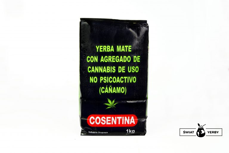 Cosentina con Cannabis nowe opakowanie