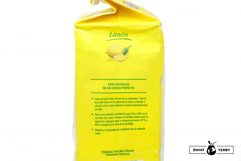 Cruz de Malta Limon przygotowanie sklad