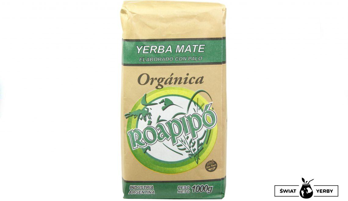 Yerba Mate Roapipo Organica Tradicional