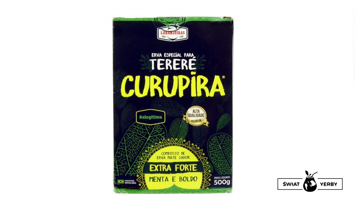 Yerba Mate Laranjeiras Terere Curupira