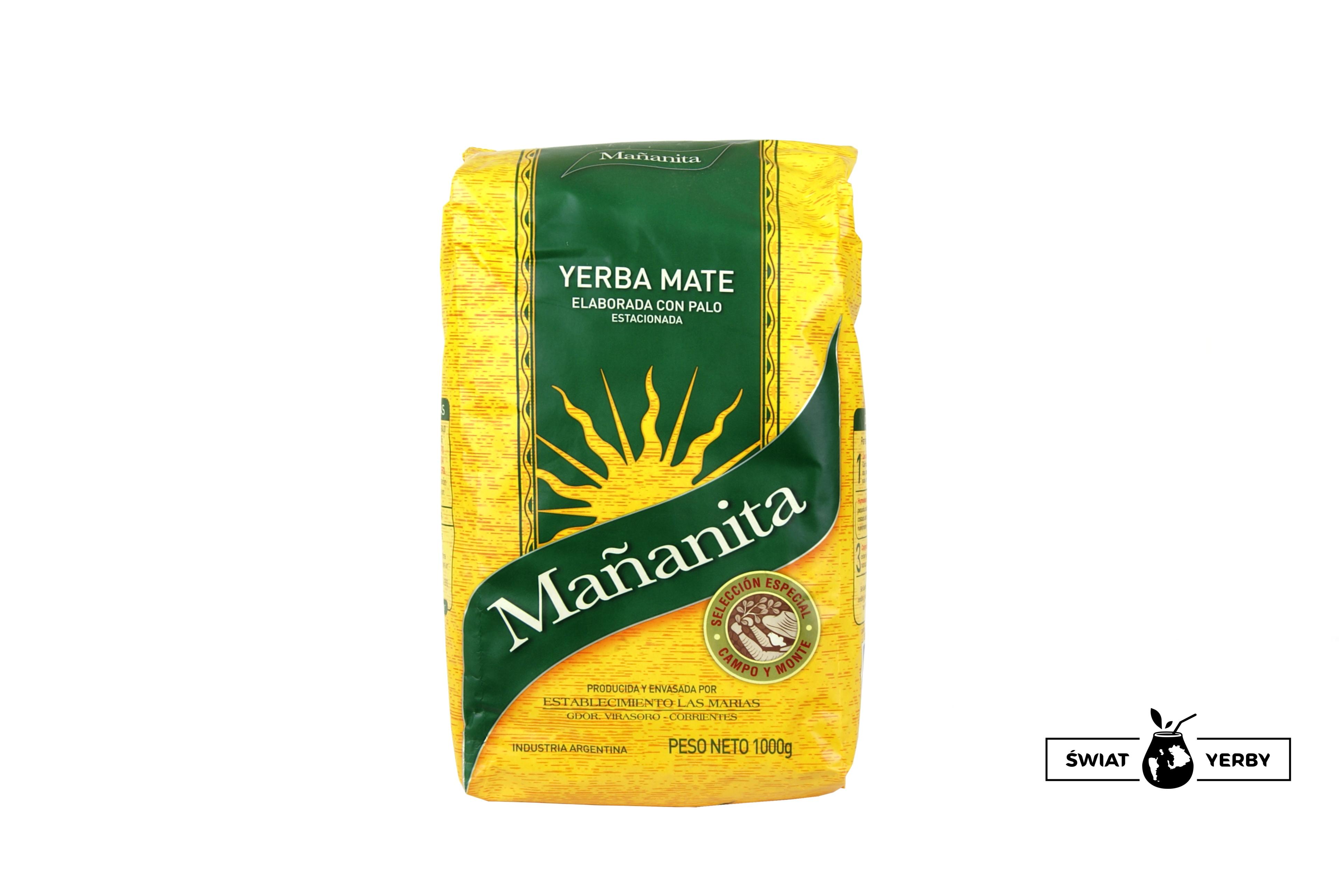 Mananita seleccion especial campo y monte
