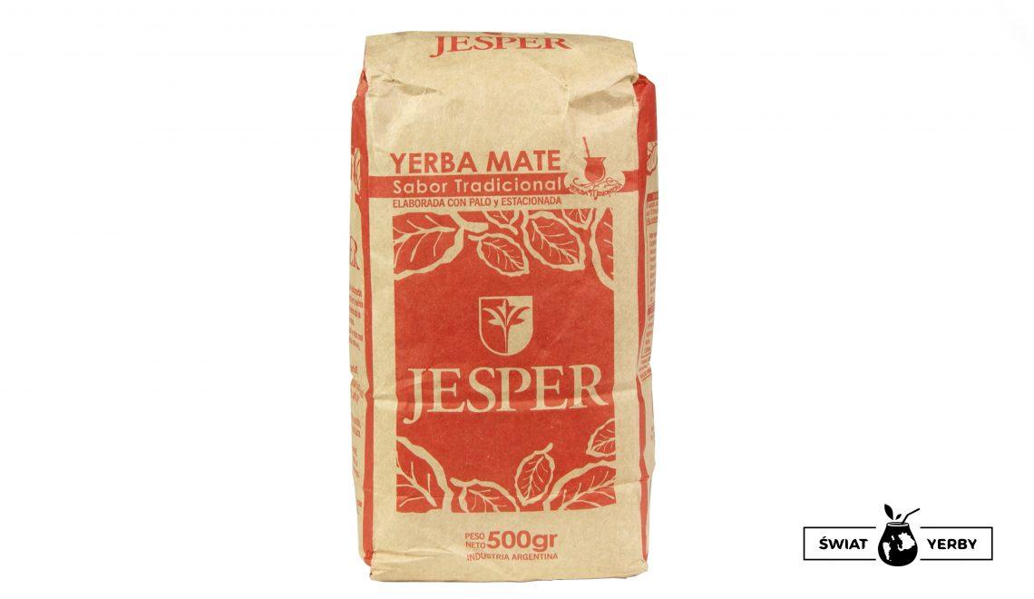 Yerba Mate Jesper Tradicional (con Palo)