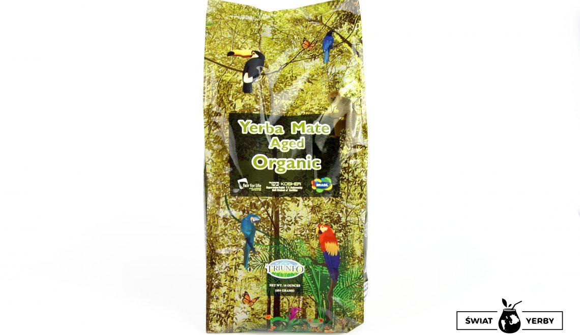 Triunfo Aged Organic (sezonowana, grubo cięta)